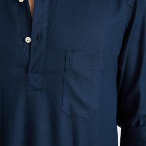 klercker-shirt-jb-mandarin-navy-AfK-FW17-24-detail