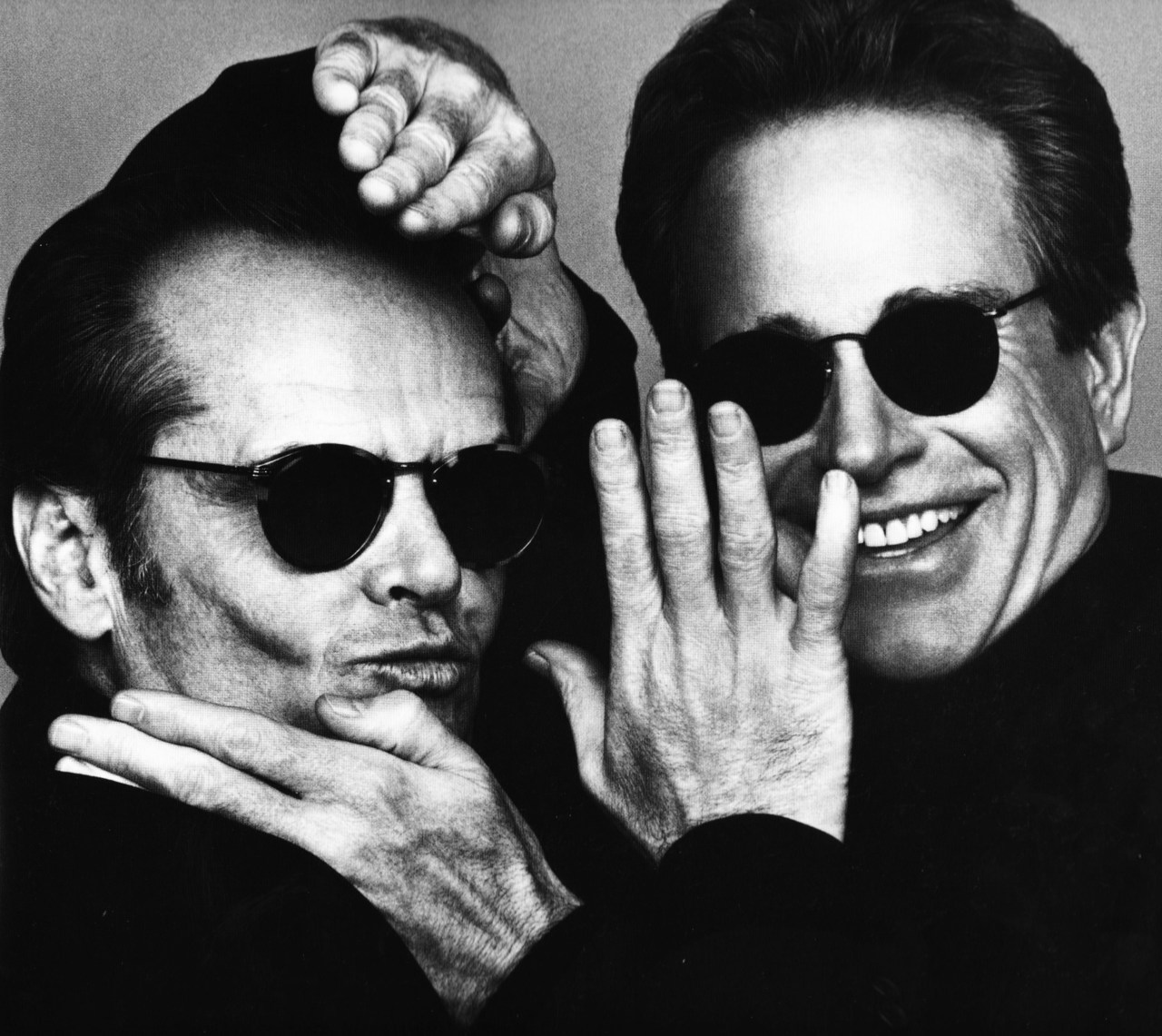 Mr. Jack Nicholson & Mr. Warren Beatty