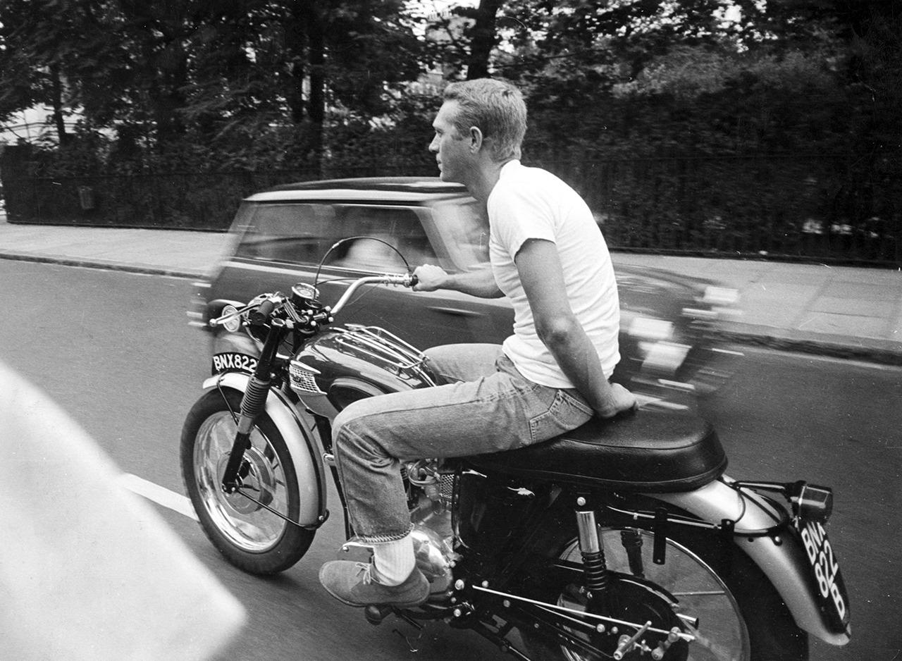 Mr. Steve McQueen