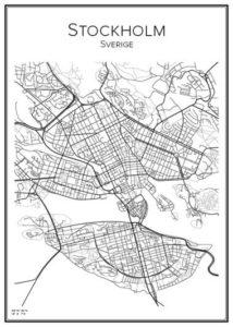 lack kläder stockholm city karta