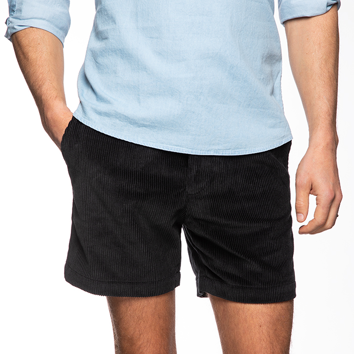 Shorts, Almost Black