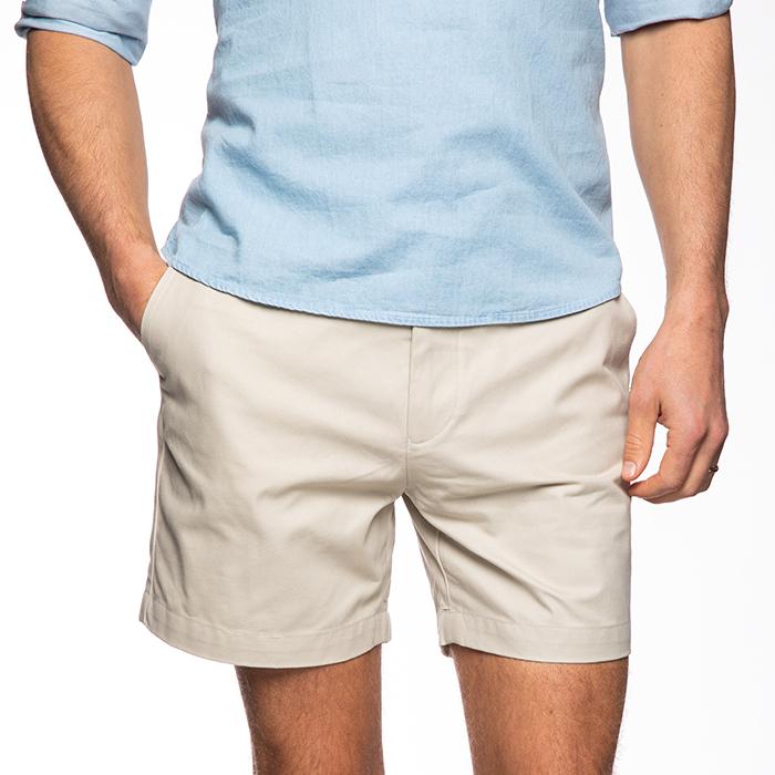 Shorts, Vintage Sand