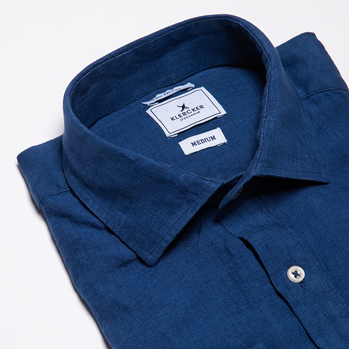 JB Cut Shirt, Blue