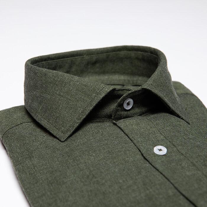 JB cut, Verde
